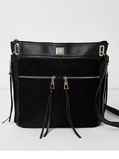 river-island-messenger-bag