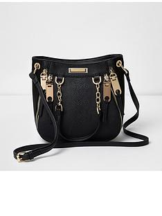 river-island-mini-zip-crossbody-tote-bag