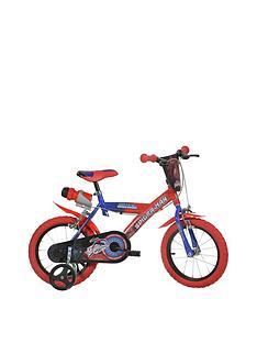 spiderman-16inch-bike