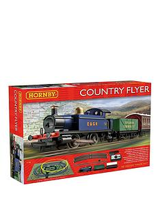 hornby-country-flyer-train-set