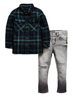 mini-v-by-very-boys-check-shirt-and-jeans-outfit
