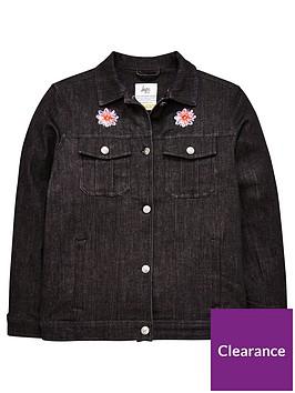 hype-girls-floral-denim-jacket