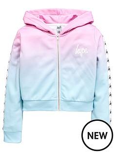 hype-girls-fade-crop-zip-hoodie
