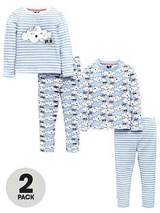 mini-v-by-very-girls-2-pack-sleepy-cloud-pyjamas