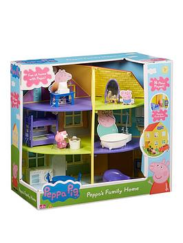Peppa Pig Peppa Pig Peppa'S Family Home Picture