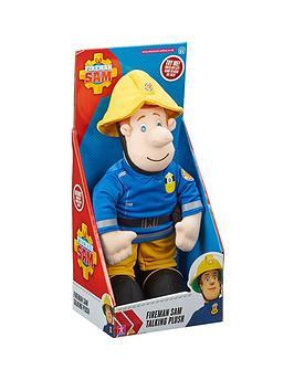 fireman-sam-12inch-talking