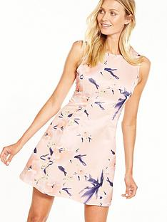 ax-paris-printed-skater-dress