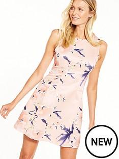 ax-paris-printed-skater-dress