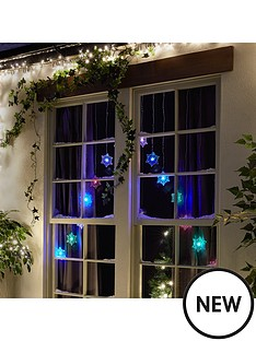 snowflake-multi-coloured-curtain-light-christmas-decoration