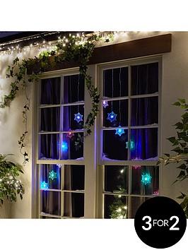 snowflake-multi-coloured-curtain-light-christmas-decoration