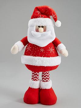 Compare retail prices of 16 Inch Red Standing Santa Christmas Decoration to get the best deal online
