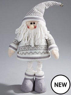 16-inch-standing-grey-santa