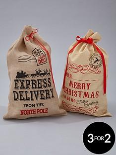 festive-hessian-christmas-present-sacks-2-pack