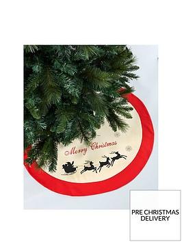 sleigh-scene-tree-skirt