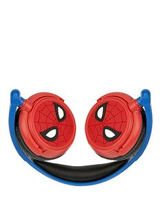 spiderman-stereo-headphones