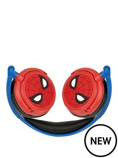 spiderman-stero-headphones