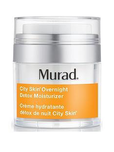 murad-free-giftnbspmurad-city-skin-overnight-detox-moisturisernbspamp-free-murad-favourites-set
