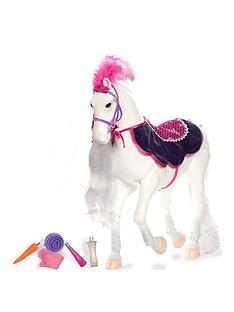 our-generation-poseable-andalusian-horse