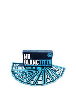 Mr Blanc Whitening Strips 2 Week Supply