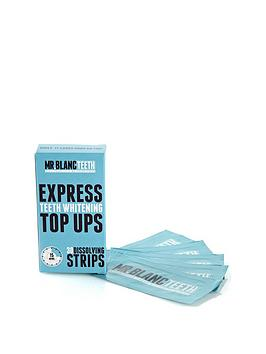Mr Blanc Express Whitening Strips
