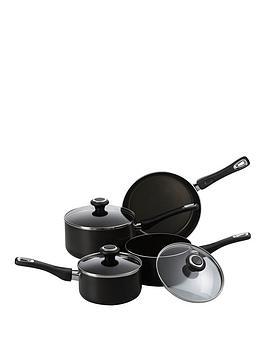 Meyer Select Aluminium 4Piece Pan Set