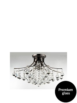 luxe-collection-moritz-flush-3-light-crystal-drop-light