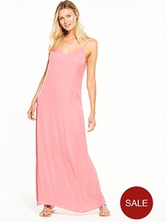 vila-melan-maxi-dress-pink
