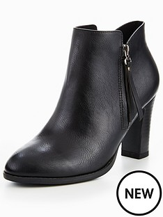 wallis-aluna-side-zip-ankle-boot