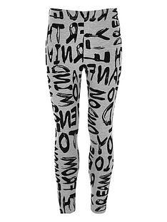 river-island-girls-grey-flocked-graffiti-print-leggings