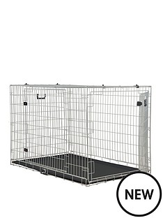 rosewood-two-door-dog-amp-puppy-home-large-91-x-62-x-69cm
