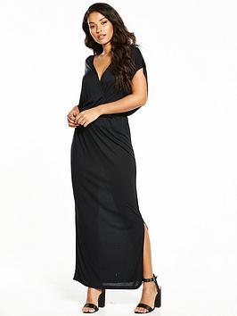 yas-peggy-dress-black