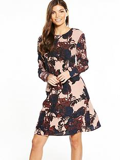 yas-tulip-mix-dress