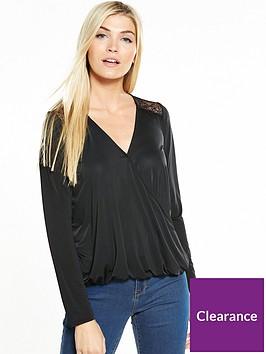 vero-moda-holly-long-sleeve-wrap-top