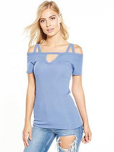 v-by-very-rib-double-strap-top-soft-blue