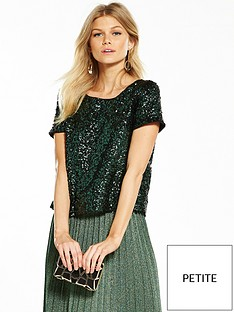vero-moda-vero-moda-petite-madison-short-sleeve-cropped-top
