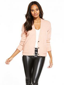 v-by-very-button-front-pocket-cardigan