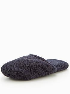 emporio-armani-towelling-mule-slipper
