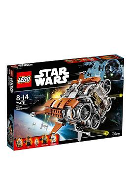 Lego Star Wars Lego Star Wars Tm Jakku Quadjumper&Trade
