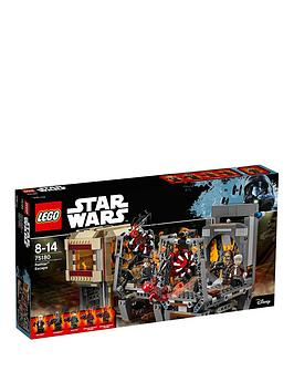Lego Star Wars Lego Star Wars Tm Rathtar&Trade Escape
