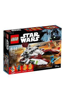 Lego Star Wars Lego Star Wars Tm Republic Fighter Tank&Trade