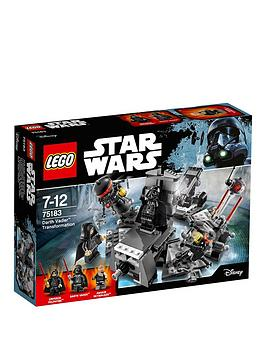 Lego Star Wars Lego Star Wars Tm Darth Vader&Trade Transformation