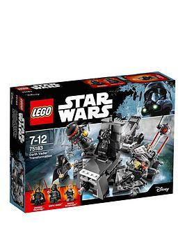 Lego Star Wars Lego Star Wars Tm Darth Vader&Trade Transformation