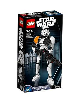 Lego Star Wars Lego Constraction Star Wars Stormtrooper&Trade Commander