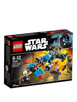Lego Star Wars Lego Star Wars Tm Bounty Hunter Speeder Bike&Trade Battle Pack
