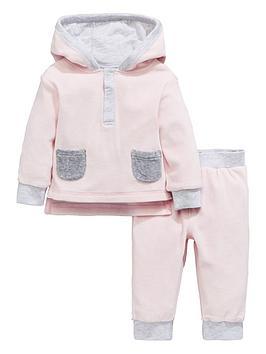 mini-v-by-very-baby-girls-hooded-velour-twosie