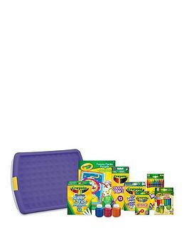 Crayola Crayola Mega Activity Tub Picture