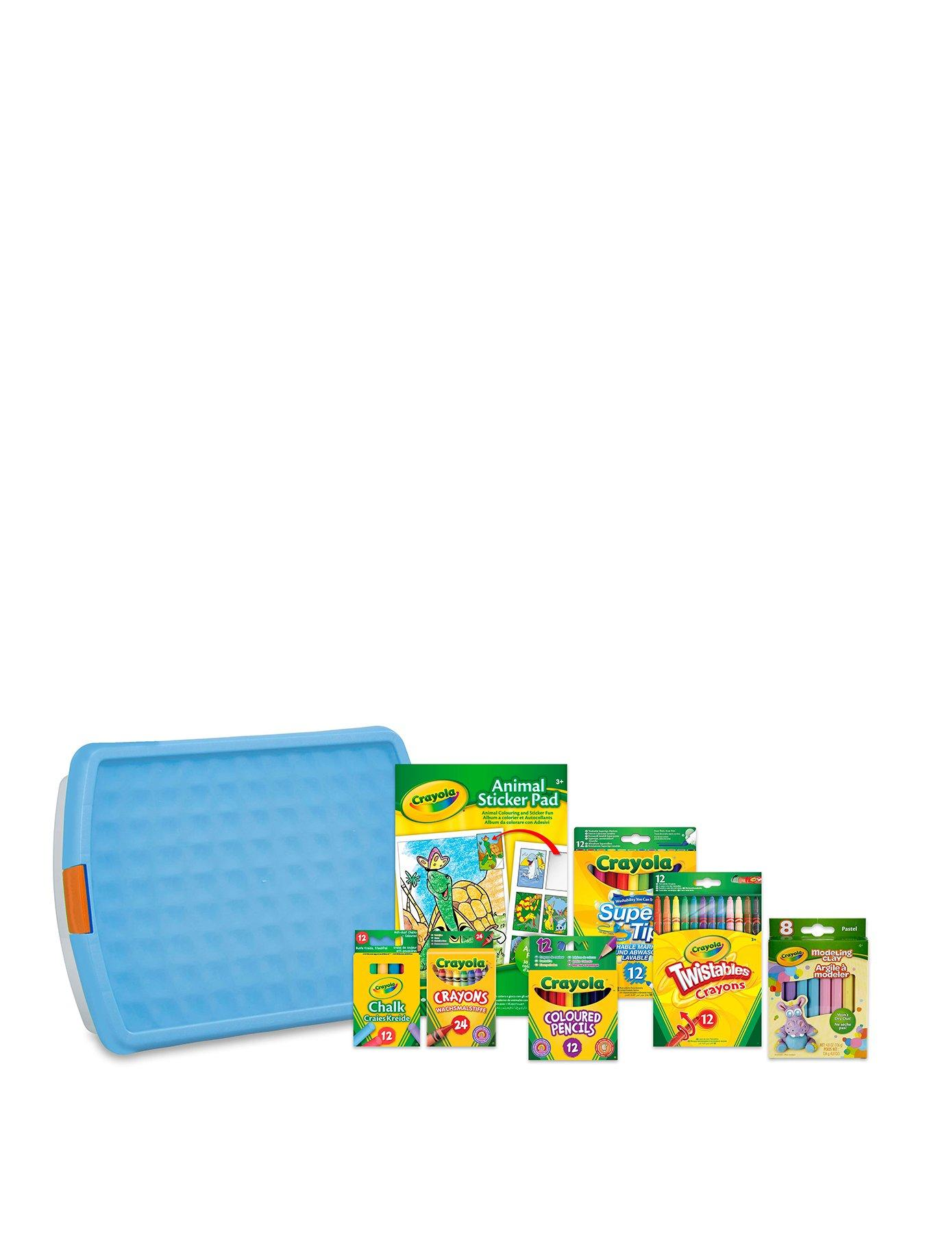 Compare prices for Crayola Colour and Create Tub