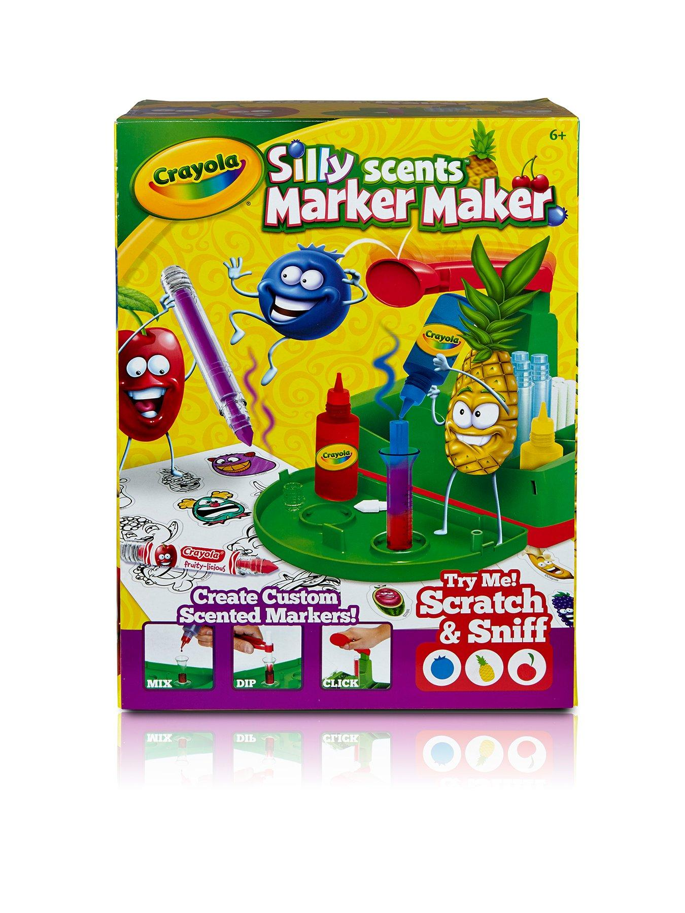 Compare prices for Crayola Silly Scents Marker Maker