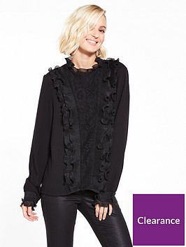 vila-victoria-long-sleeve-top-black