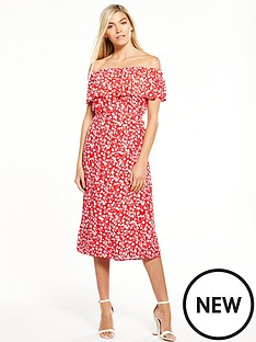 vila-atta-off-the-shoulder-dress